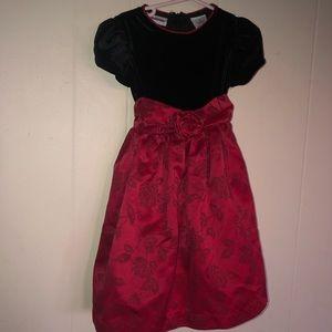Youngland Girls Dress Sz 4